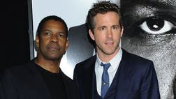 "In Denzel Washington's new thriller ""Safe House,"" the actor did his own stunts in a scene where he was waterboarded."