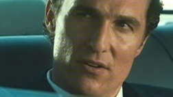 """Deliciously twisted and tricky, """"The Lincoln Lawyer"""" offers Matthew McConaughey the juiciest and most complicated character he's played in a long time."""