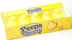 Nothing says Easter is here quite like those sweet, sugary and slightly crunchy Marshmallow Peeps.