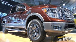 Nissan is practicing its own form of trickle-down economics with its lineup of all-new Titan pickups.