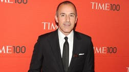"At the Time  Gala, Lauer told Fox.com that before he was hired at ""Today,"" he was at his ""wit's end"" after being out of work for almost two years."