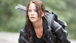 >Katniss Everdeen (played by Jennifer Lawrence) has made archery cool.