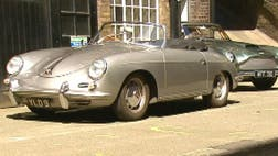 England is a land of tradition, and that includes traditional classic cars.