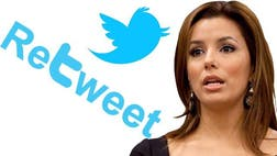Colmes gave his opinion after Eva Longoria retweeted a follower on Wednesday who called the GOP presidential candidate a tw*t.