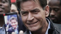 "Charlie Sheen said in a Tuesday interview on ""Today"" he divulged is HIV status to every one of his sex partners after finding out he was HIV positive four years ago."