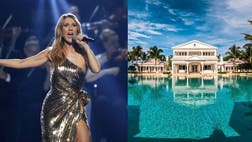 This week we have Celine Dion's spectacular Florida mansion, Gwen Stefani's Beverly Hills' estate and a stunning castle in Italy in need of a renovation.