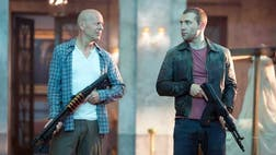 "Bruce Willis is back as NYC cop John McClane and this time he's taking on the Russians in ""A Good Day to Die Hard."