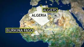 A flight operated by Air Algerie and carrying  people from Burkina Faso to Algeria'scapital disappeared from radar early Thursday, the plane's owner said.