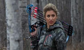 "Jim Shockey, host of ""Jim Shockey's UNCHARTED"" and ""Jim Shockey's Hunting Adventures"" on the Outdoor Channel caught up with FOX to reveal how proud he is of his daughter, Eva, who has paved the way for women in the hunting world."