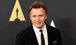 "Liam Neeson made headlines around the world when he revealed recently he was dating an ""incredibly famous"" woman, but it turns out he was just joking."