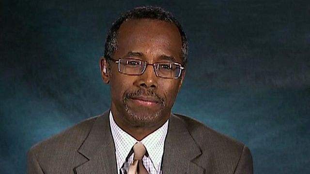 Students want Ben Carson replaced as commencement speaker after gay marriage remarks