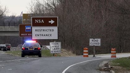 Two men dressed as women who tried to ram a stolen car through the gate of the National Security Agency headquarters in Fort Meade Monday may have been partying earlier and under the influence of drugs, law enforcement officials told Fox News.