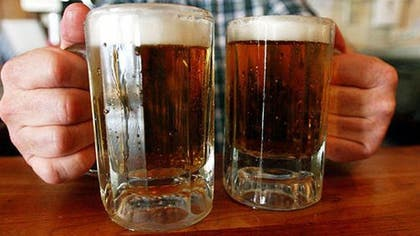 About a third of U.S. adults drink excessively, but most of these people are not alcoholics, according to a new report from the Centers for Disease Control and Prevention.