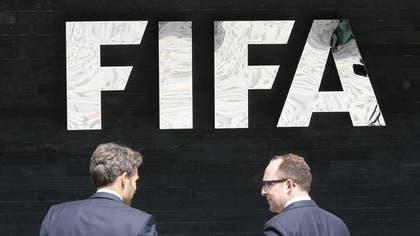 FIFA President Sepp Blatter said Thursday that the corruption scandal engulfing the governing body of the world's most popular sport has brought shame and humiliation to soccer, in a defiant speech where he resisted calls from officials to resign.