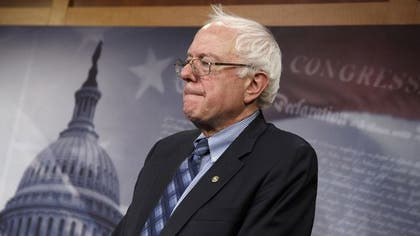 In the face of overwhelming evidence, and an urgent crisis for our nation's veterans, Vermont Sen. Bernie Sanders is insisting on $. billion in additional VA funding—to hire more staff, build more facilities, and upgrade IT infrastructure.
