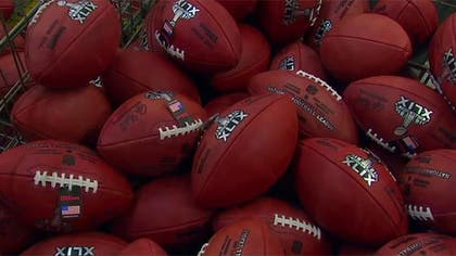 Tom Brady's four-game suspension for his role in using underinflated footballs duri