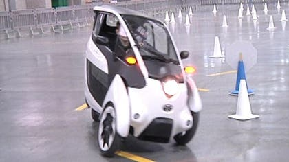 The car of the future?