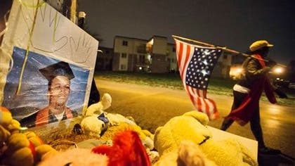 Authorities in St. Louis County, Mo. continued preparations ahead of an expected grand jury decision on whether to charge a white police officer for the fatal August  shooting of a black teen in Ferguson.
