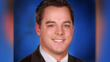 Authorities were searching for a gunman after a TV meteorologist was shot multiple times during an altercation Wednesday in a Central Texas TV station's parking lot.