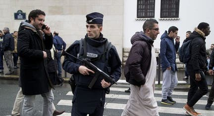 Police: Up to 6 Paris terror suspects may still be at large