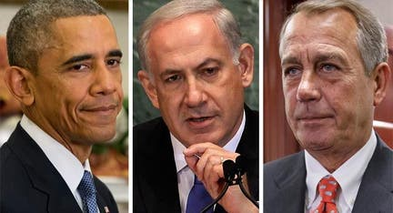 'There will be a price': Obama team reportedly fuming over Netanyahu visit