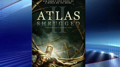 "The second installment of the ""Atlas Shrugged"" trilogy hits theaters on Friday."