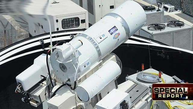 The future is now: Navy to deploy lasers on ships in 2014