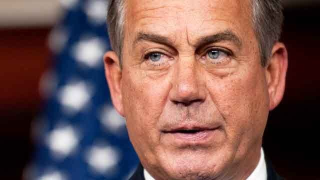 Boehner on IRS scandal: 'Who is going to jail'?