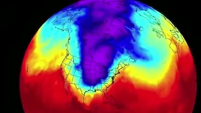It's back: Winter looms on with return of Polar vortex