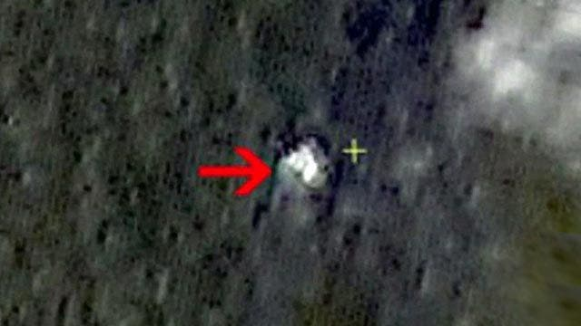 No debris found at spot shown on Chinese satellite images, Malaysia says