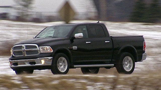 ram 1500 ecodiesel rated at 28 mpg car and truck enthusiast. Black Bedroom Furniture Sets. Home Design Ideas