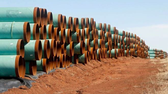 Senate Republicans failed to rally enough votes Monday to advance a bill approving the Keystone XL Pipeline, putting a crimp in their plans to quickly move toward a final vote.