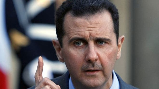 Syrian President Bashar al-Assad said Sunday that he's open to negotiations with the United States and that airstrikes conducted by a U.S.-led coalition in the region are not defeating the Islamic State terror group.