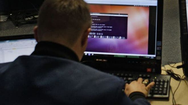 An increase in hacking attacks has pushed military officials – and especially those training the officers of tomorrow – to adjust their strategies to fight an enemy that's often hard to find.