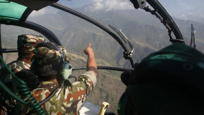 Nepalese rescuers on Friday found three bodies near the wreckage of a U.S. Marine helicopter that disappeared earlier this week while on a relief mission in the earthquake-hit Himalayan nation, and officials said it was unlikely there were any survivors from the crash.