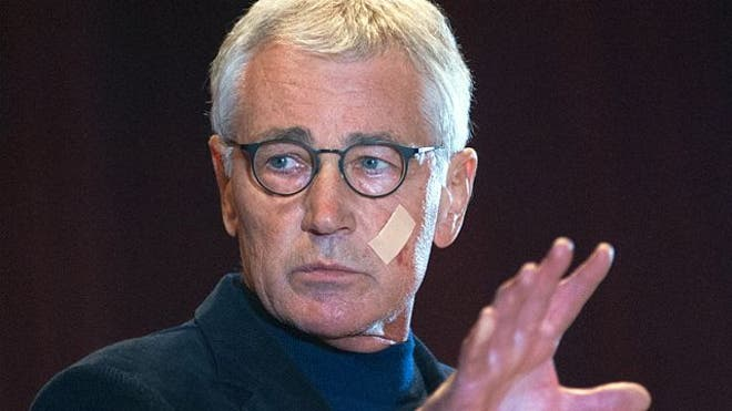 Defense Secretary Chuck Hagel is calling the Islamic State group an incredibly powerful new threat.