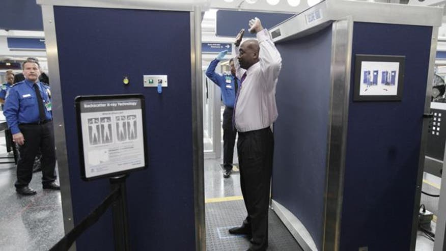 X-rated x-rays? Airports test scanners that see all   The Star