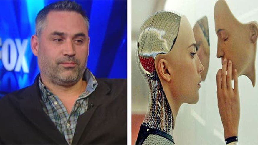 Deus Ex Machina Artificial Intelligence Meets Real: Movie Director Alex Garland Weighs The Pros And Cons Of