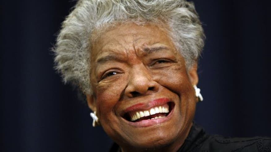 Renowned Poet Author Maya Angelou Dead At 86 Fox News