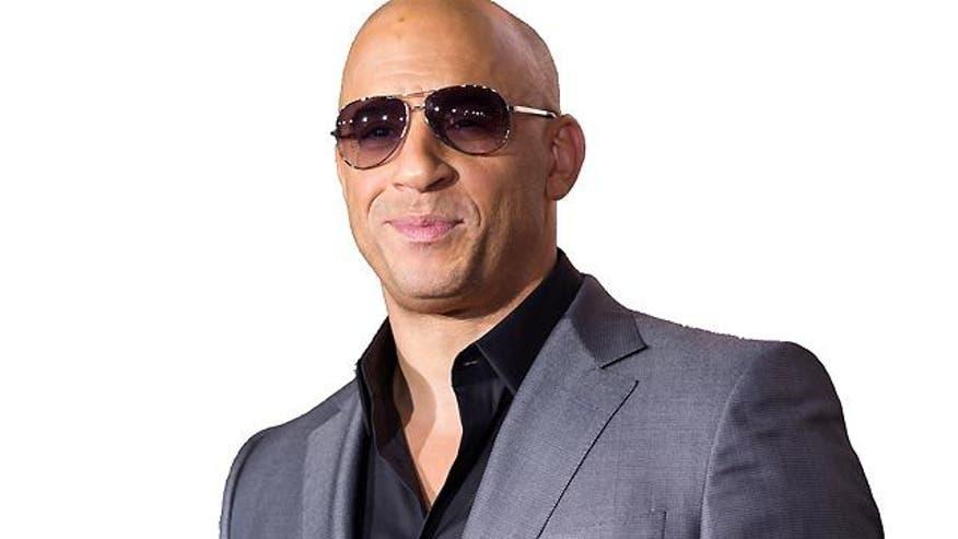 Vin Diesel: I'm not fat