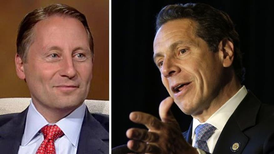 Dinging the Democrats: New York Times takes on a governor and senator over ethics