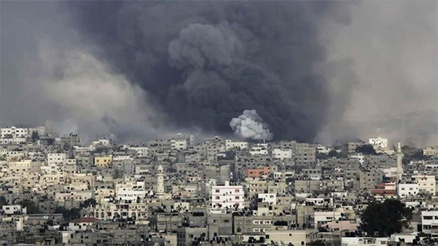 Israel extends cease-fire for 24 hours despite fresh rocket fire from Gaza