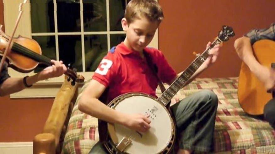 sleepy man banjo boys introduce bluegrass to new generation fox news. Black Bedroom Furniture Sets. Home Design Ideas