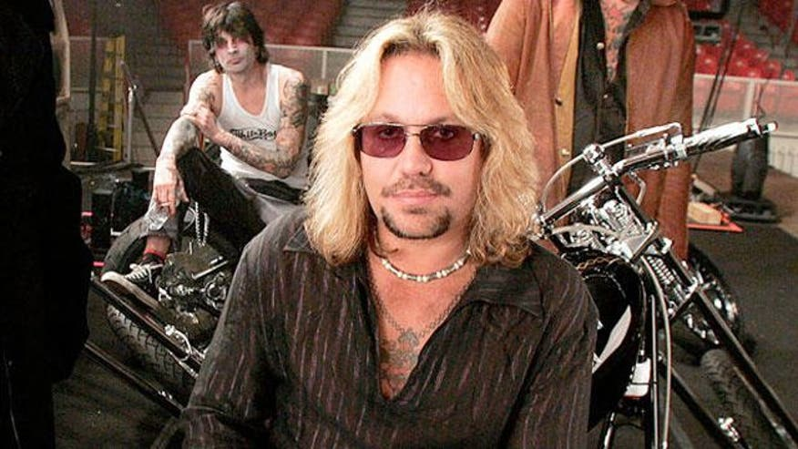 Vince Neil says no more country music for Motley Crue