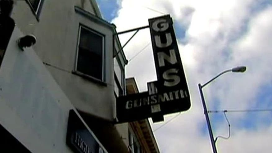SURRENDER San Francisco's last gun shop to shut over new regs