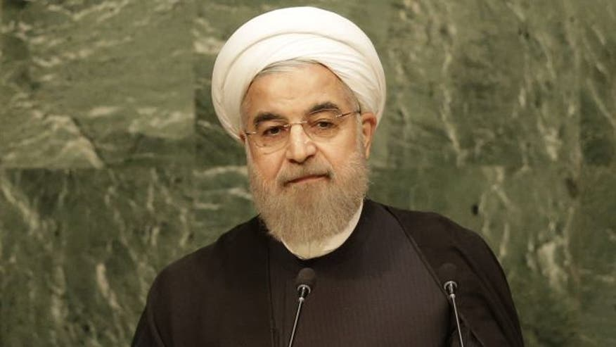 Hassan Rouhani: Iran could release US prisoners