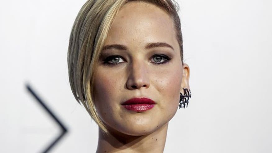 Jennifer lawrence has been targeted yet again in the latest online