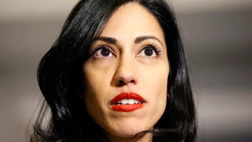 HUMA ON THE HILL Hillary aide testifies before Benghazi committee