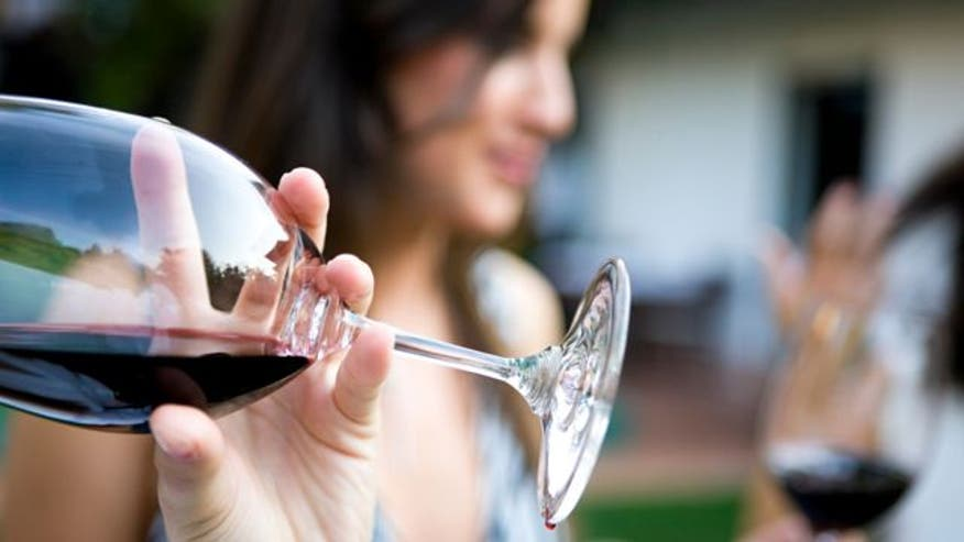 Just two drinks a day could raise a woman's blood pressure enough to ...