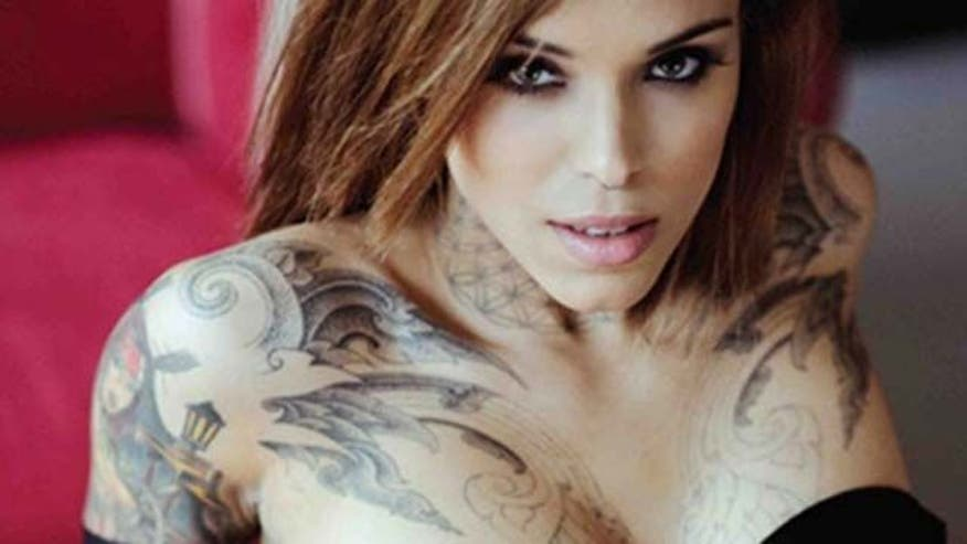 From 39 la ink 39 to the nfl are reality tv and pro sports for Tv show with tattooed woman